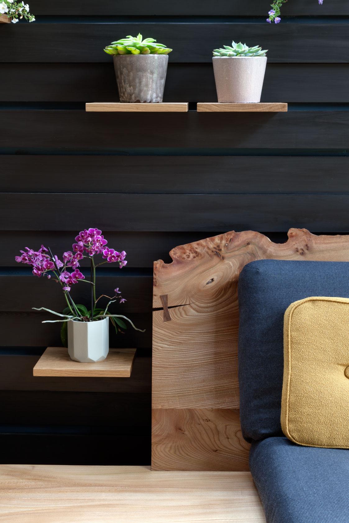 Furniture and Shelf detail from Dangan Road